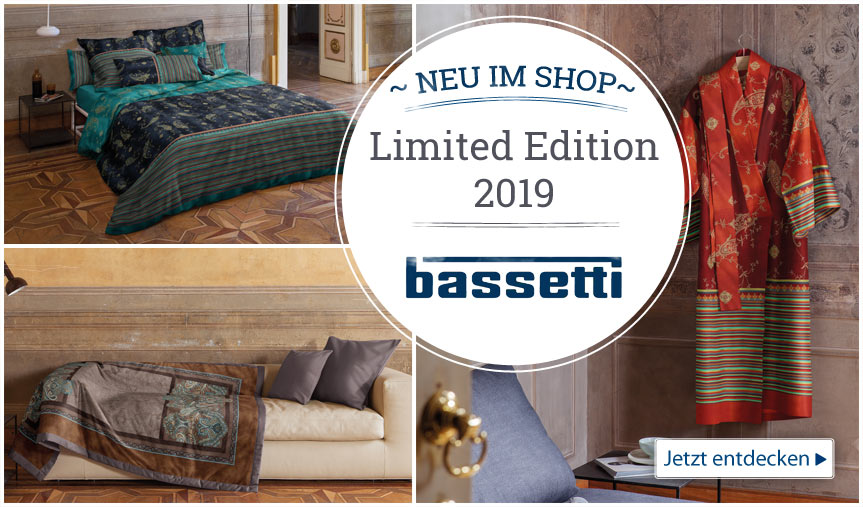 Bassetti Limited Edition 2019