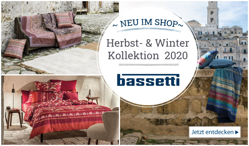 Bassetti Herbst Winter 2020