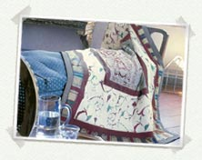 Kundenmeinung seffani Onlineshop - Bassetti Plaid Oplontis