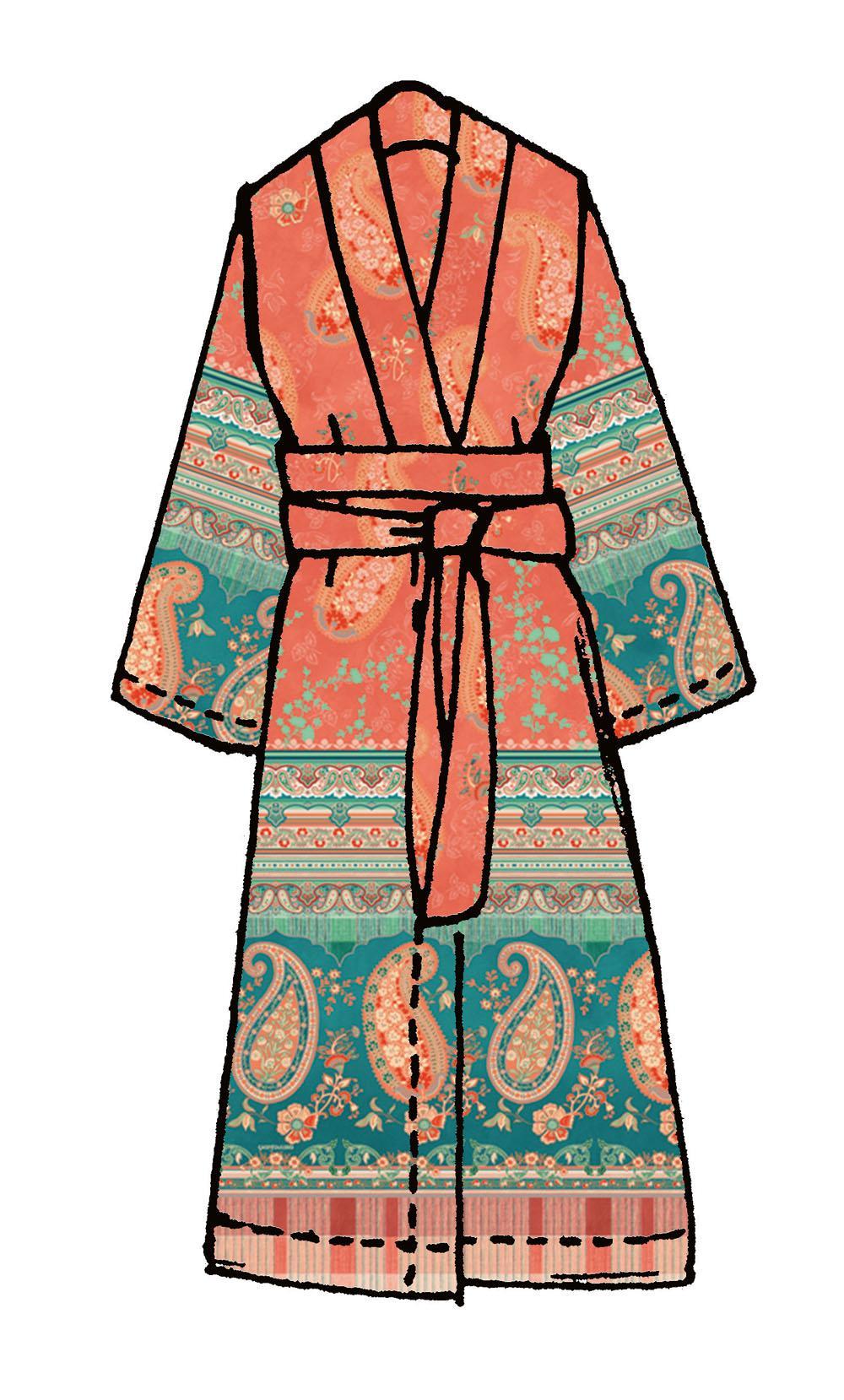 18bf2161d8 Anacapri v1 Bassetti Kimono | Anacapri v1 | seffani.de