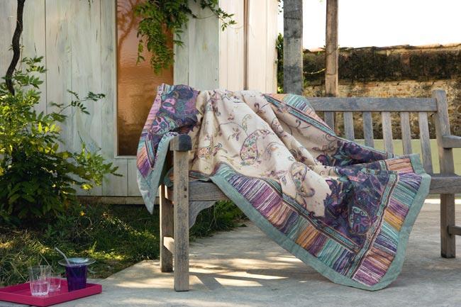 misty bassetti plaid. Black Bedroom Furniture Sets. Home Design Ideas