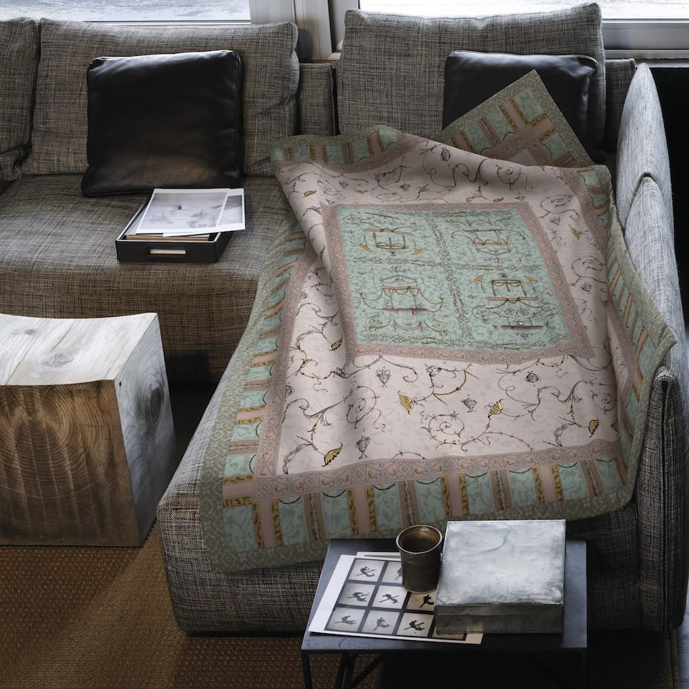 oplontis v7 bassetti plaid oplontis v7. Black Bedroom Furniture Sets. Home Design Ideas