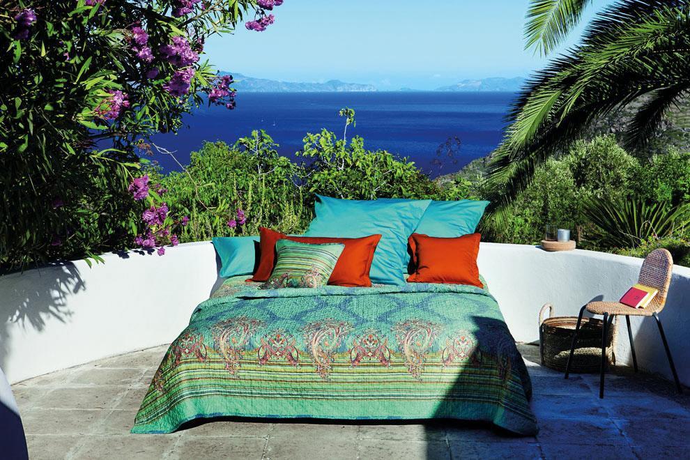 elba v3 bassetti tagesdecke elba v3. Black Bedroom Furniture Sets. Home Design Ideas