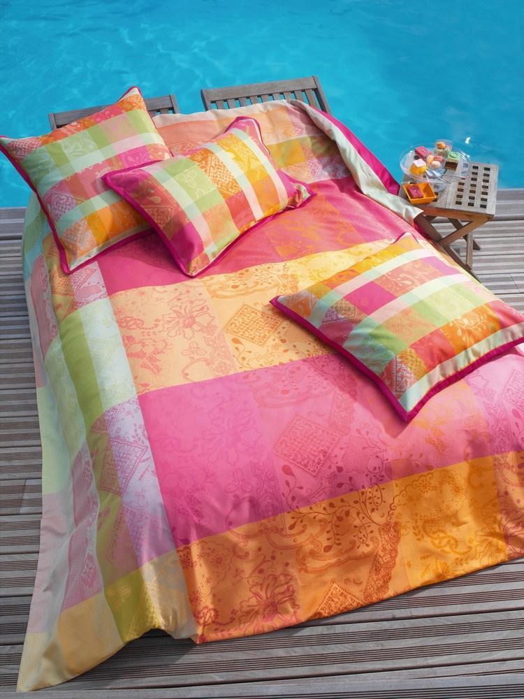 aurore dahlia garnier thiebaut bettw sche einfach wohlf hlen. Black Bedroom Furniture Sets. Home Design Ideas