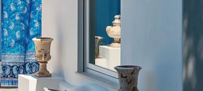 Anacapri Bassetti Foulard v3 - als Vorhang