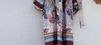 Levante v5 Bassetti Kimono