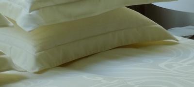 Majorelle Ivoire - Garnier Thiebaut Bettwäsche