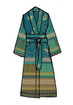 Bernina Bassetti Kimono v2