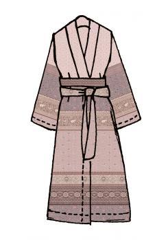 Camaiore Bassetti Kimono v1