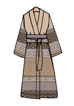Camaiore Bassetti Kimono v5