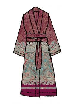 Mahena Bassetti Kimono v5