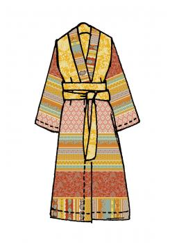 Portofino v4 Bassetti Kimono