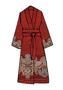 Volterra Bassetti Kimono R1