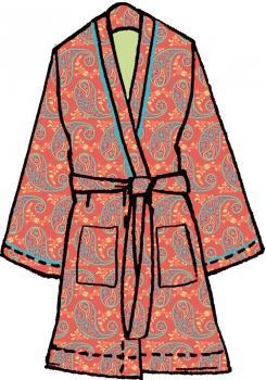 Scauri Bassetti Beach Kimono v1