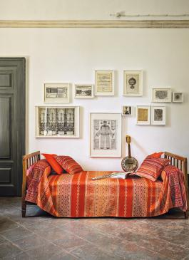 Italiana In Algeri Bassetti Foulard R1 - Details