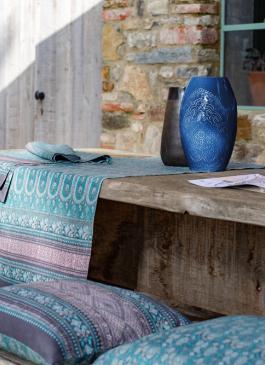 Dekorative Bassetti Keramik Vase B1