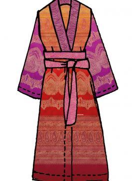 Brunelleschi v1 Bassetti Kimono