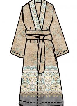 Bassetti Kimono Luini v6