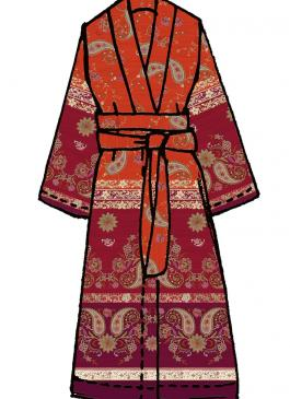 Raffaello v1 Bassetti Kimono