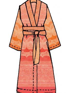 Brunelleschi Bassetti Kimono x1