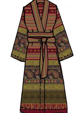 Cervino Bassetti Kimono v1