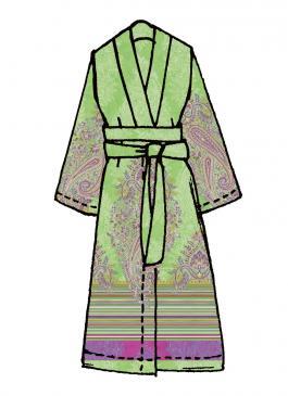Elba v2 Bassetti Kimono