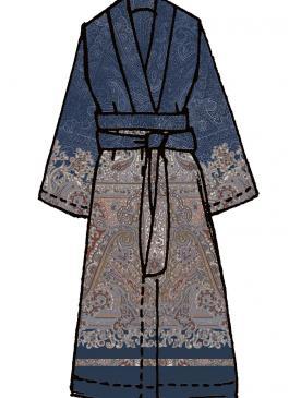 Mahena Bassetti Kimono v2