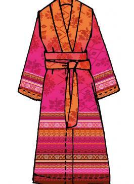 Olbia Bassetti Kimono r1