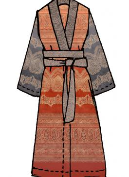 Brunelleschi Bassetti Kimono o1