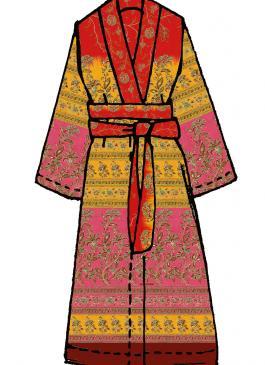 Montefano Bassetti Kimono r1
