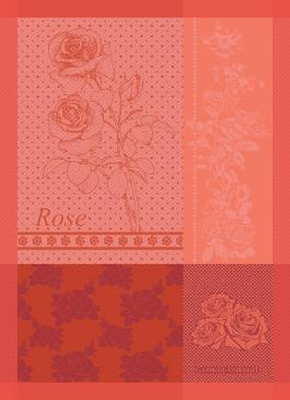 Rose Pink Garnier Thiebaut Geschirrtuch
